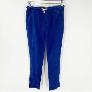 BODEN Cotton Pants Boys 12 Y Blue